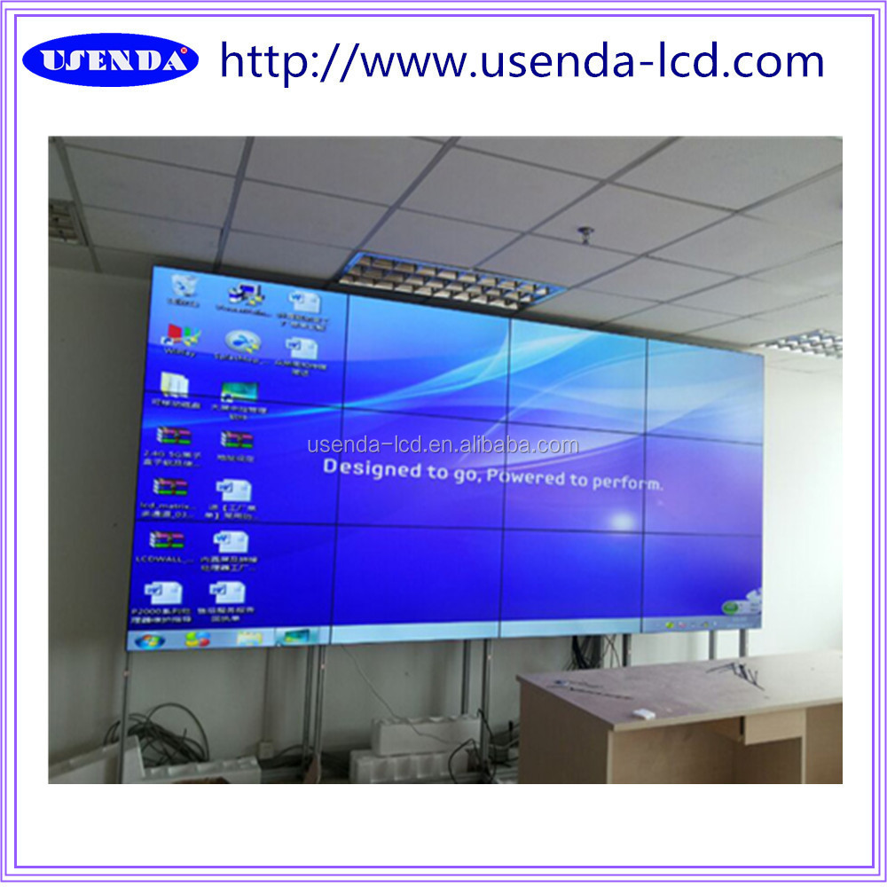 how to make a multi-screen video wall