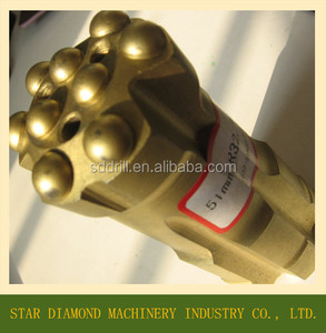 T60 Retrac Button Bits, Benching drilling T60 Button bit