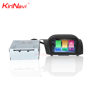 KiriNavi WC-FE8021 8 core android 6.0 stereo for ford for fiesta dvd player gps navigation 2013 2014 2015 2016 2017 gps BT 3g TV