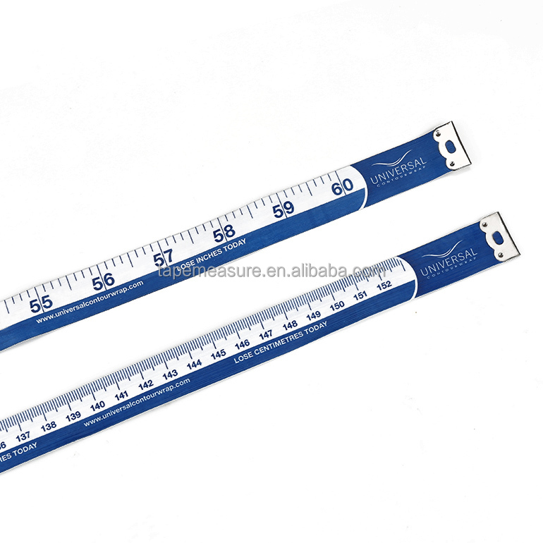 150cm 60inch Branded Custom Tape Measure Tailor Accessories For ...