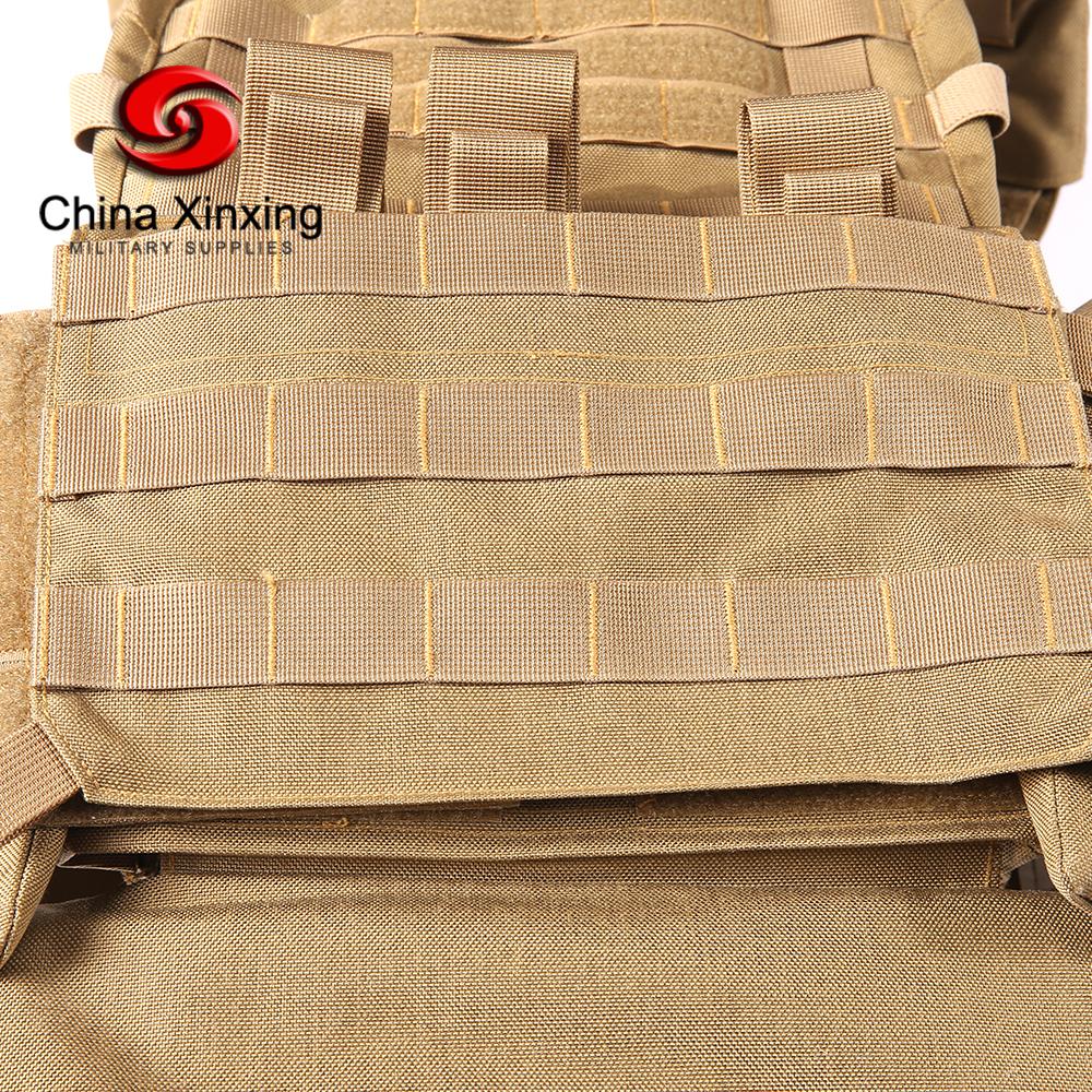 China Xinxing whole protection ballistic aramid military protection bulletproof vest bulletproof body armor