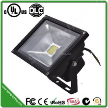 manufacturer OEM/ODM ce,rohs, UL&cUL E476588 DLClisted ip65 outdoor 20w led flood light