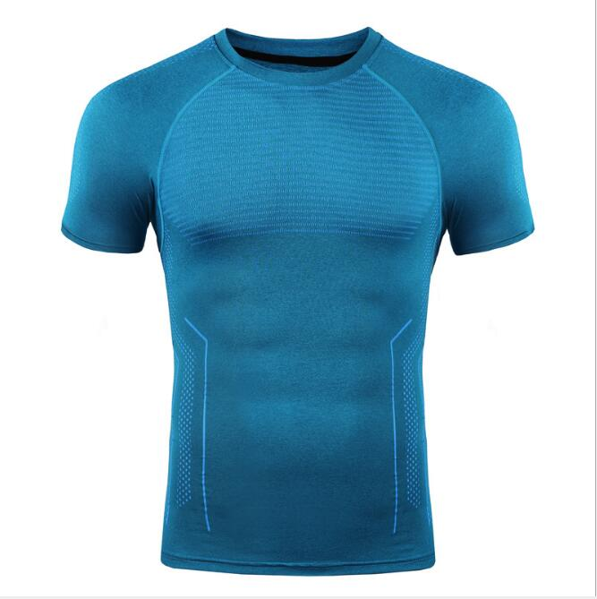 High Quality Blank Compression Shirts 3