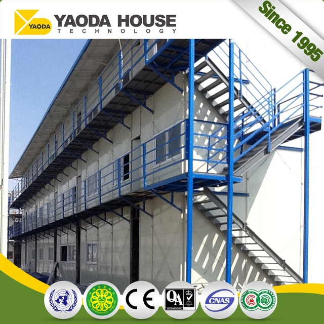 Malaysia Price Bungalow Mobile Prefab Light Steel Frame Modular Construction Labor Camp Prefabricated House Plans For Sale