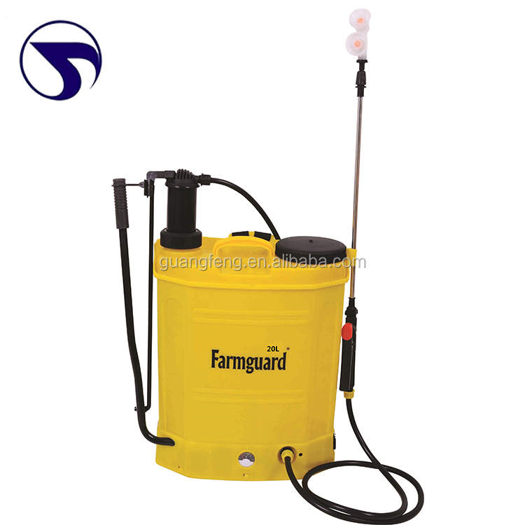 Battery+Manual SONCAP Customized Widely Used Battery Power Hand Sprayer