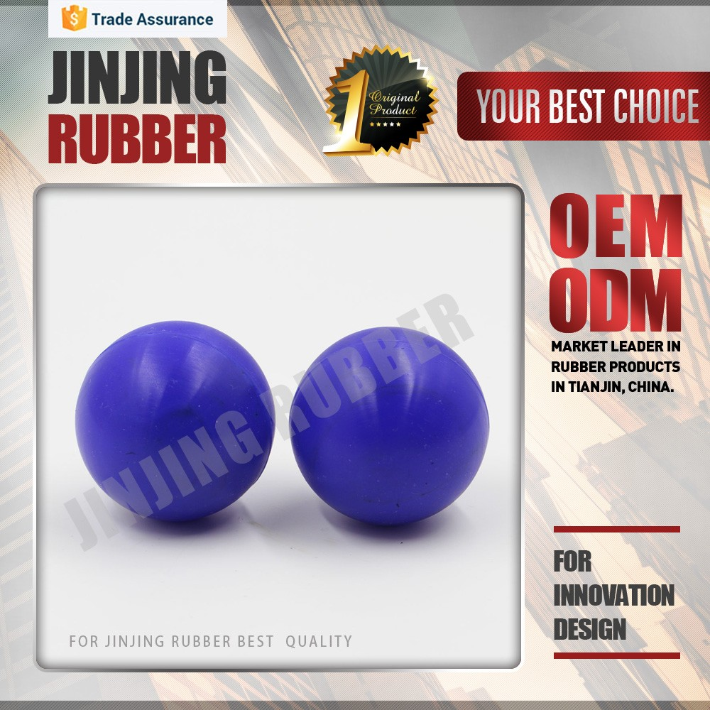 small qualified useful silicone rubber massage ball