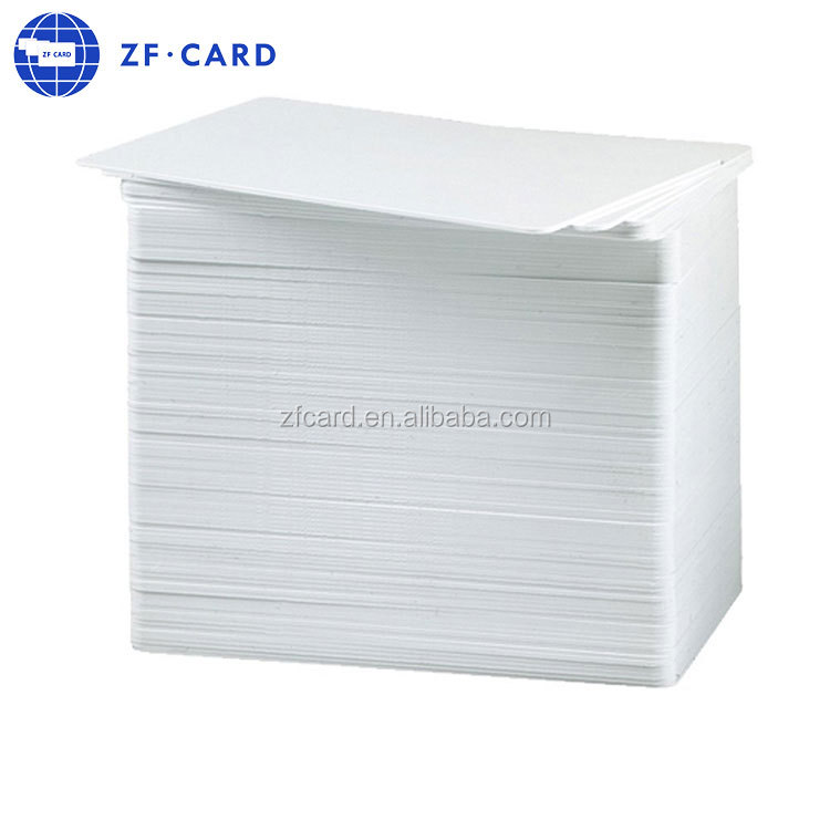 credit <strong>card</strong> size plastic blank <strong>card</strong> in pvc