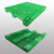 Standard Green Plastic Containment plastic Pallet 1200x1000