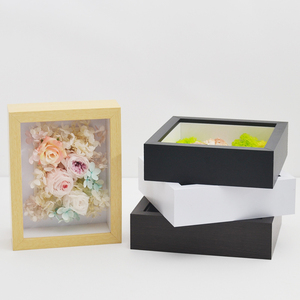 Gift shadow deep box frame photo frame 5x7
