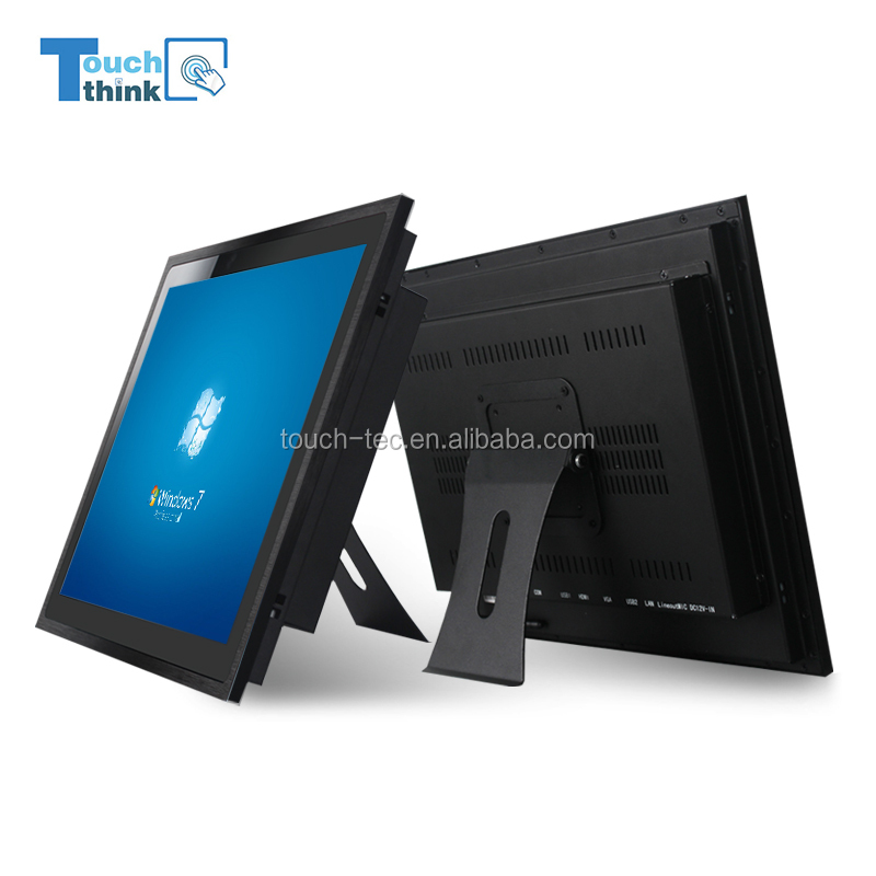 Linux OS Available touch screen multi interface LCD mini Linux embedded Industrial panel PC