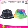 High Quality Cheap Wholesale Custom Tie Dye Bucket Hat For Sale