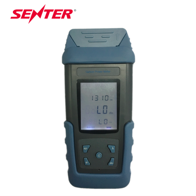 Intelligent telecom/CATV Fiber Optical Power Meter ST800K