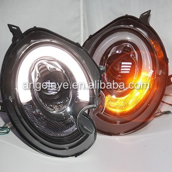 2007 2013 Year For Bmw Mini Cooper Clubman R55 R56 R57 Led Front