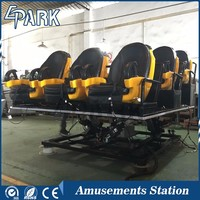 Amusement machine indoor 5d cinema virtual motion film supplier