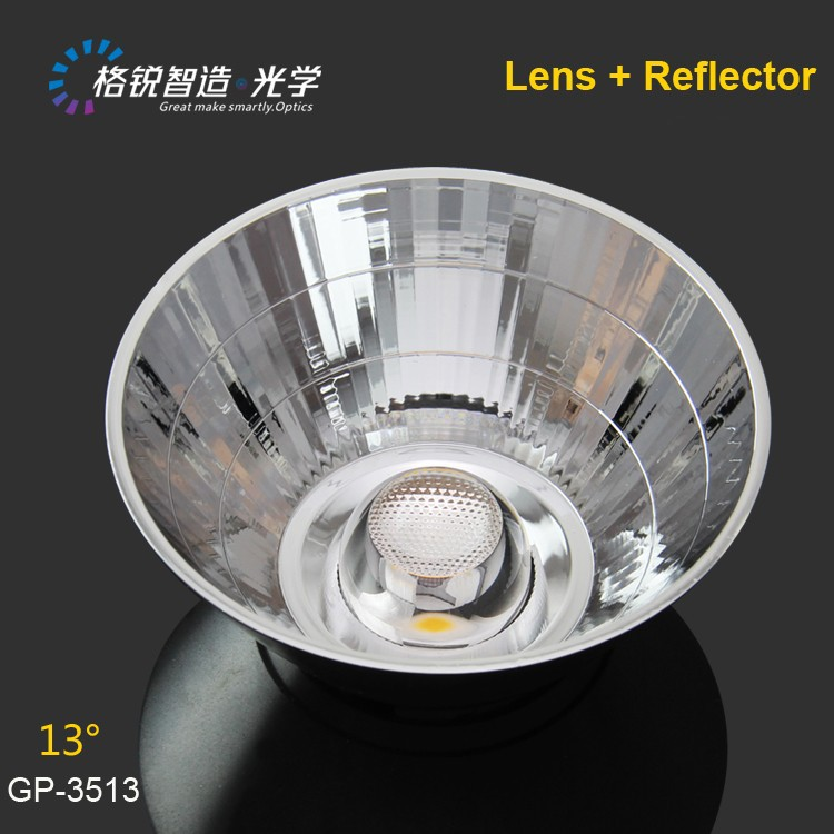 Citizen 010 COB reflector for track light GP-3513 35mm 13 degree led ceiling light cover manufacturer