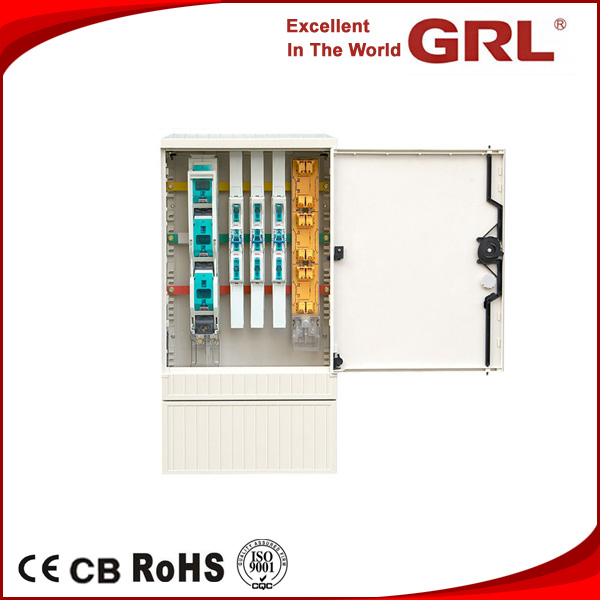 185MM busbar system 3 phase bar fuse switch type of distribution board