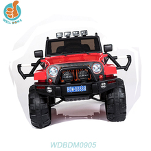 WDBDM0905 Whosale Cheap Children Electric Car Kids Ride on Car for Hilux Revo Car Dvd with Mirror Link