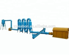Sawdust Hot Air Pipe Airflow Dryer