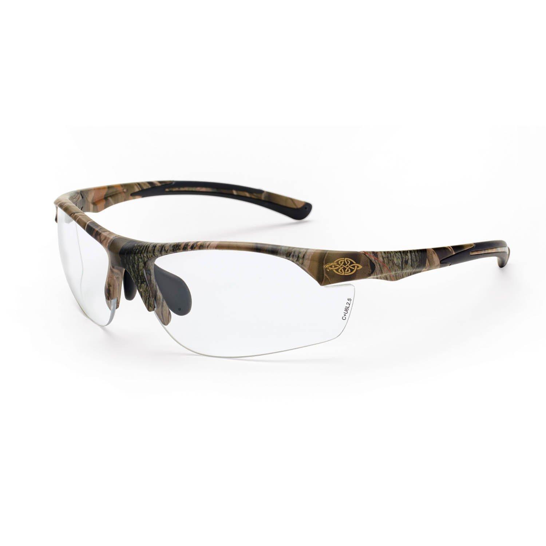 5377fcbb16 Get Quotations · Crossfire Eyewear 16144 AR3 Half Frame Safety Glasses