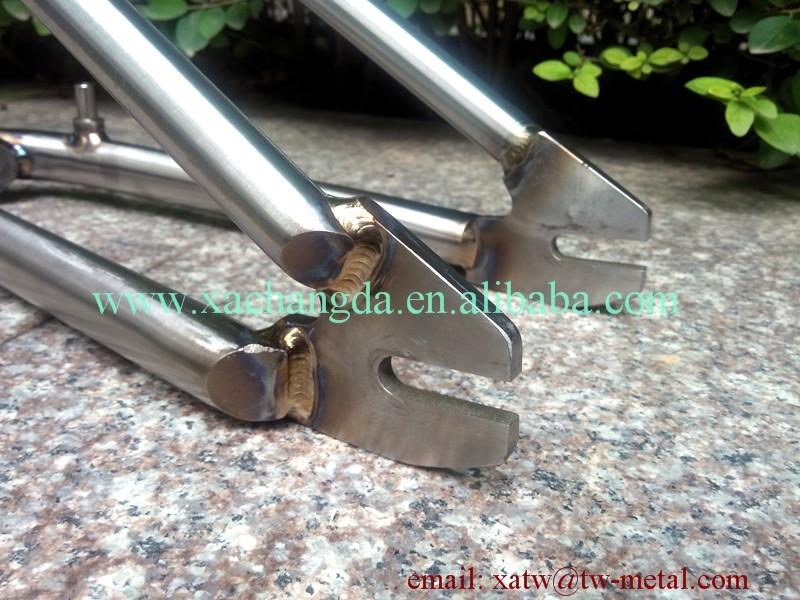 Xacd Made Titanium Bicicleta Bmx Xacd Hecho Ti La Bicicleta Bmx ...