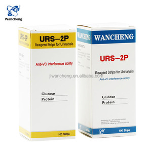 FDA CE OEM Urine Stick URS-2P 2vgp urine test strip