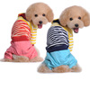 Autumn New Pet Dog Clothes Fresh Campus Thickened Dog Clothes Pet Dog Wweater Coat