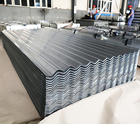 Zinc galvanized corrugated steel roofing iron sheet with price