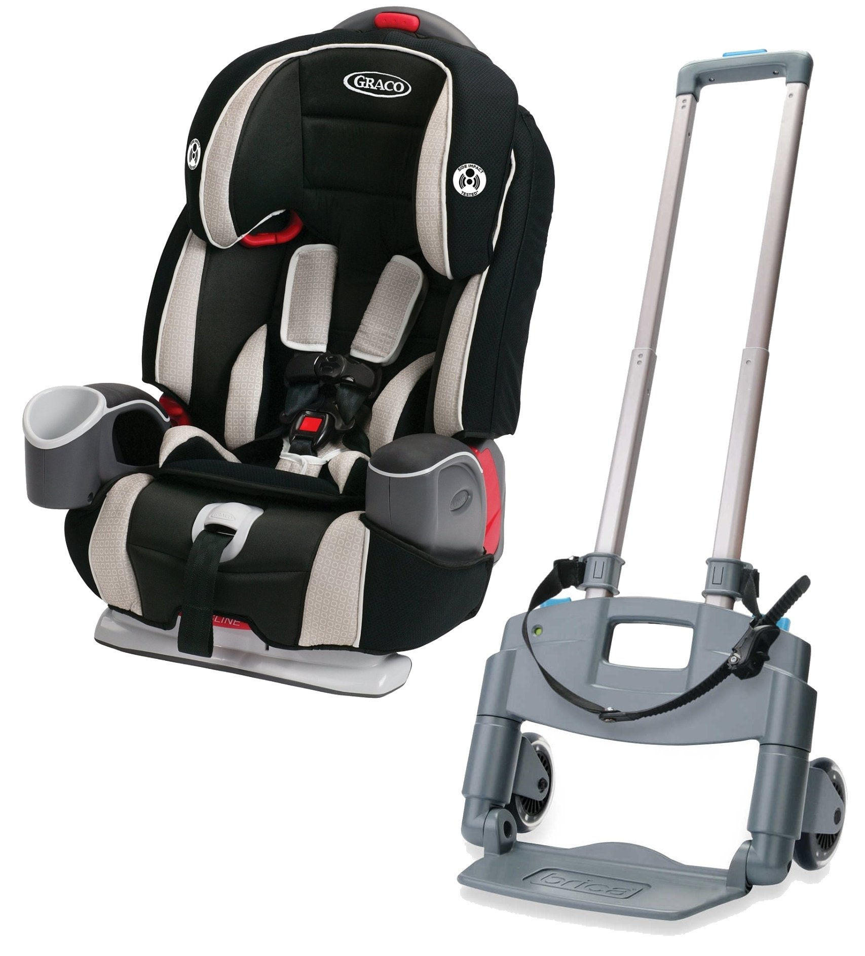 Graco Argos 65 3 In 1 Car Seat With Transporter Link