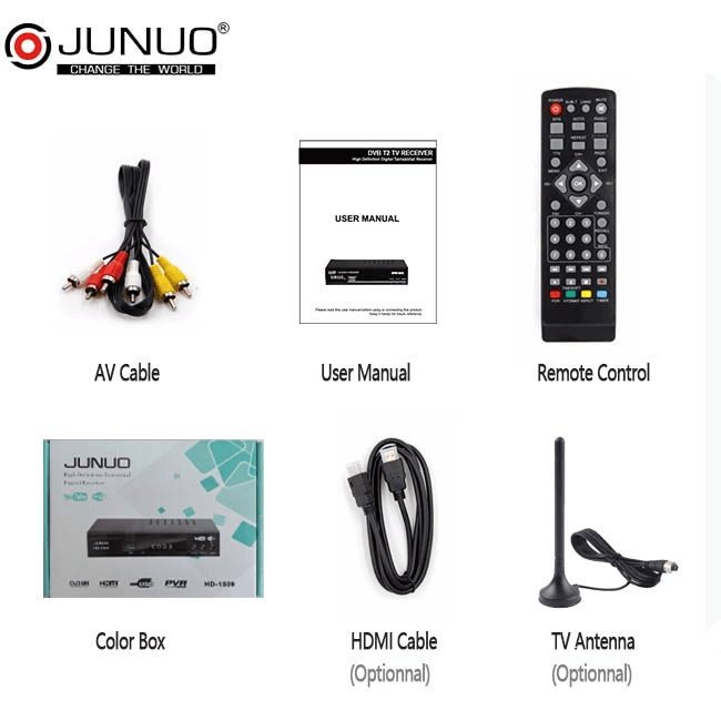 HD sunplus 1509c dvb t2 receiver digital terrestrial tv receiver set top box dvb-t2 box