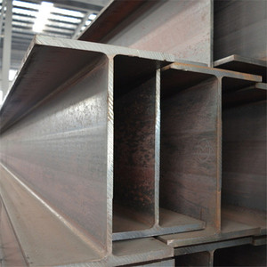 SS400 h beam used iron beams price myanmar