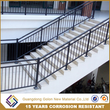 Modern Railing 304 Stainless Steel Barade Staircases Indoor Stair Handrail Design