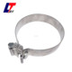 exhaust v band clamp stainless