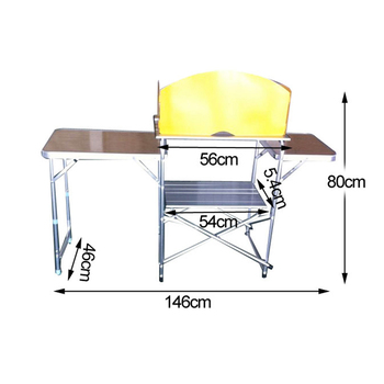 Stainless Steel Folding Wholesale Picnic Table And Bench Chair Sets - Stainless steel picnic table