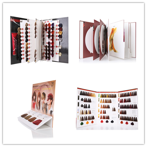 revlone hair color chart iso hair color swatch book for salon hair color - Hair Color Swatch Book