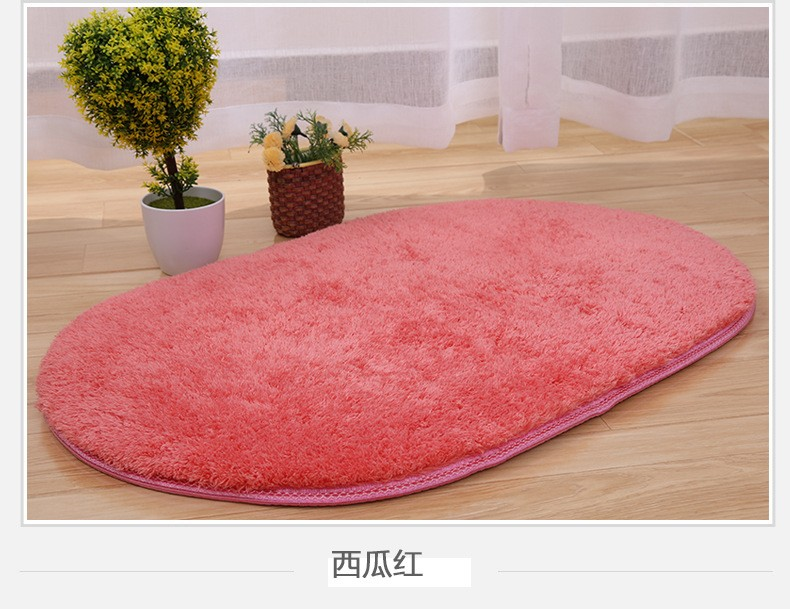 Brief Doormat Size 40x60 50x80 60x90cm Polyester Thickened Living Room  Carpet Kitchen Rugs Bath Mats Bedroom Mat Home Decorate - us875 6ea0460fcb4c