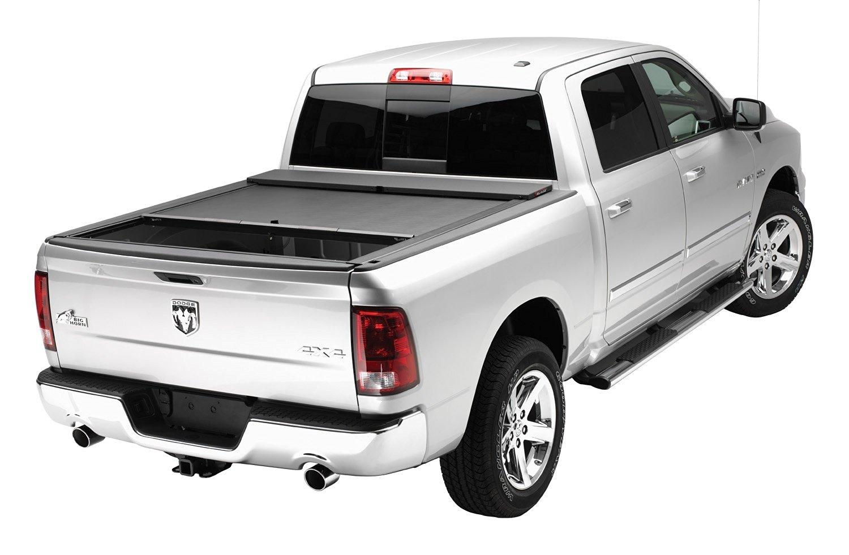 tonneau mid view retrax open cover closed rear retraxone covers truck bed retractable
