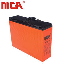 Competitive price 12V110Ah VRLA front access gel battery for telecom