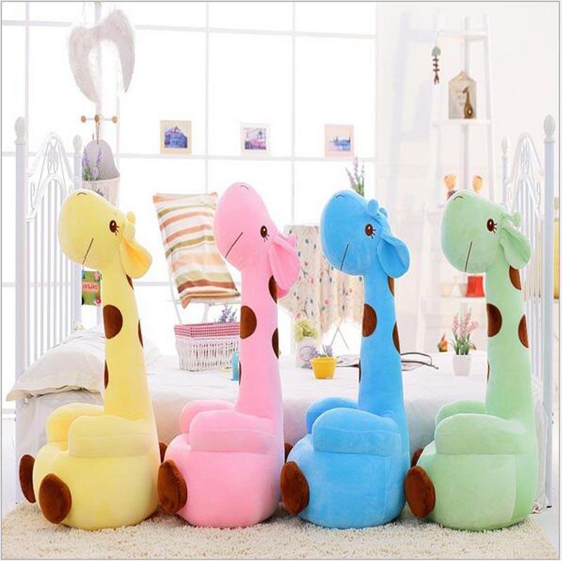 תוספת מושב כיסא ספה קטנה לילדים Cartoon חמוד אנטי החלקה תינוק טאטאמי SE-83