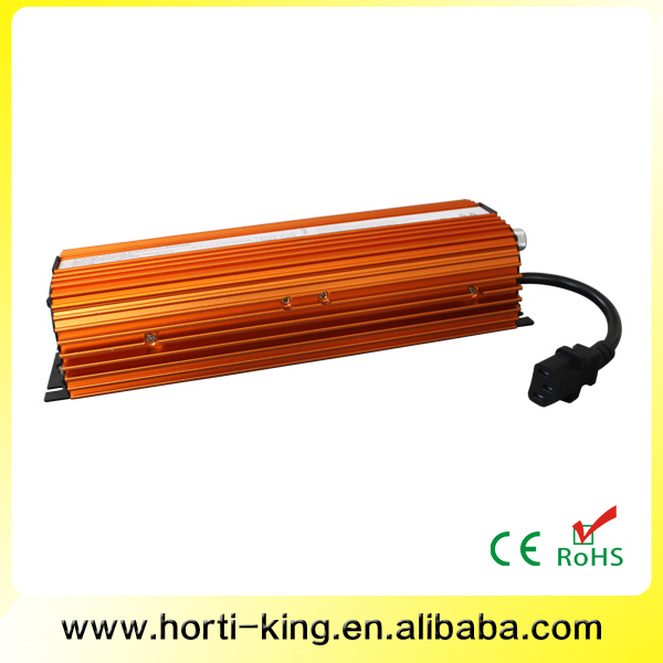HID Magnetic Ballast 600W for Hydroponic