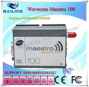 GSM GPRS Modem Wavecom RS232 Maestro 100 Modem Support FTP+TCP/IP