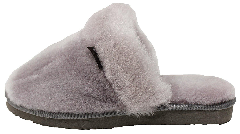 a8f4c2f96 Get Quotations · Furfurmouton Genuine Australian Sheepskin Slippers Women's  Sheepskin Sheep Wool Slippers Women's Super Thick Premium Sheep Wool
