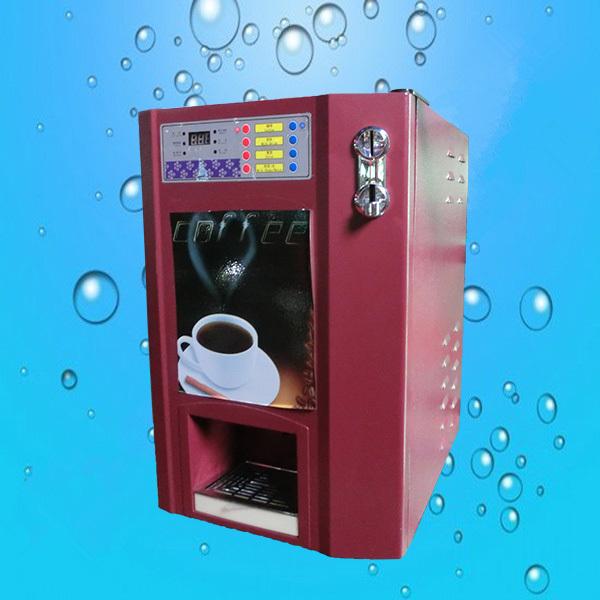 Máquina de café expresso instantâneo venda quente feito na