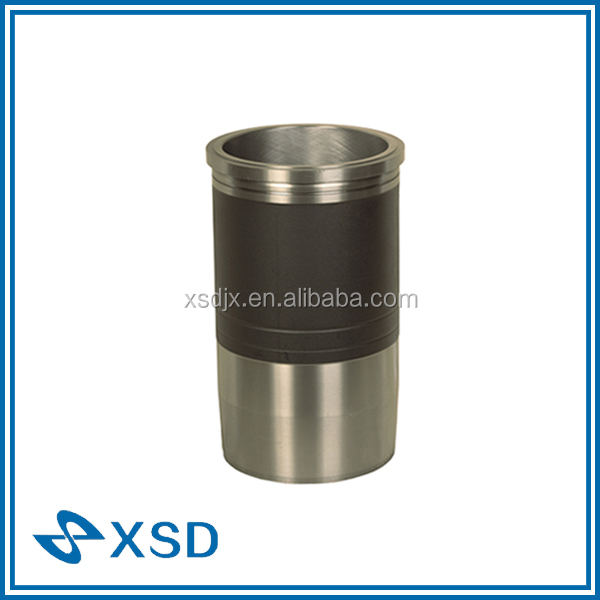 High quality diesel engine parts cylinder liner for mercedes truck bus