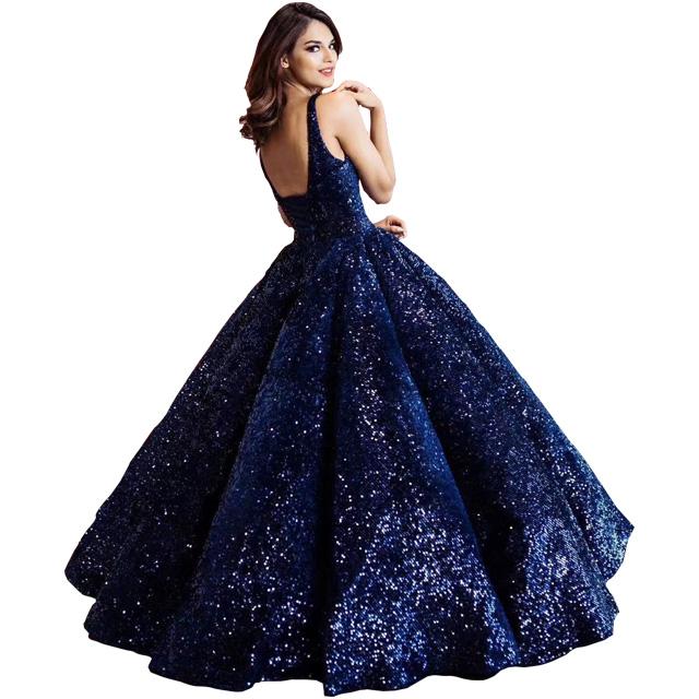 140efb4c5 RSM66567 Jancember púrpura Vestido largo de noche de las mujeres sexy para  embarazada de organza vestido