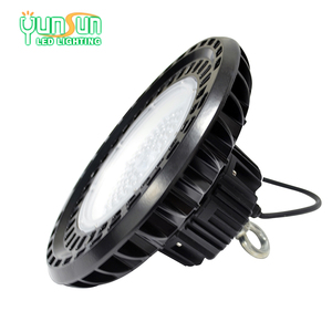 Long Lifespan China Supplier warehouse lighting 100W 200W UFO industrial led high bay lighting lamp