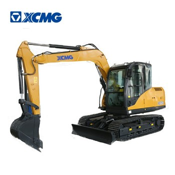 XCMG Official Manufacturer XE75D china small wheel excavator price, View  small excavator price, XCMG Product Details from Xuzhou Construction