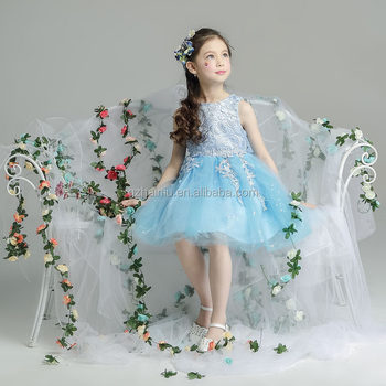 b5fd347c633b Summer latest fashion children lace frocks designs kids little girls  birthday party wear western