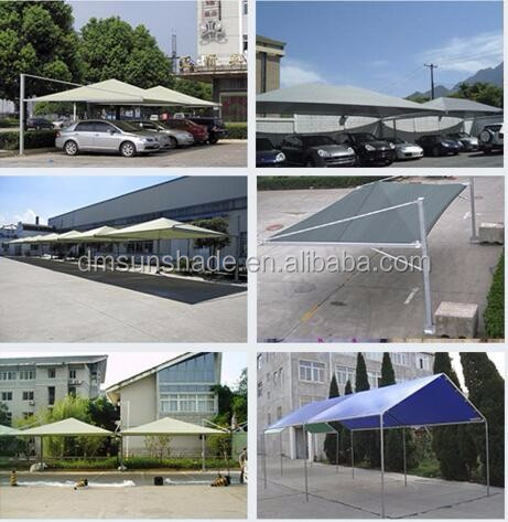 Stell Structure Customers Sunshade Car Park Tent Tents Buy