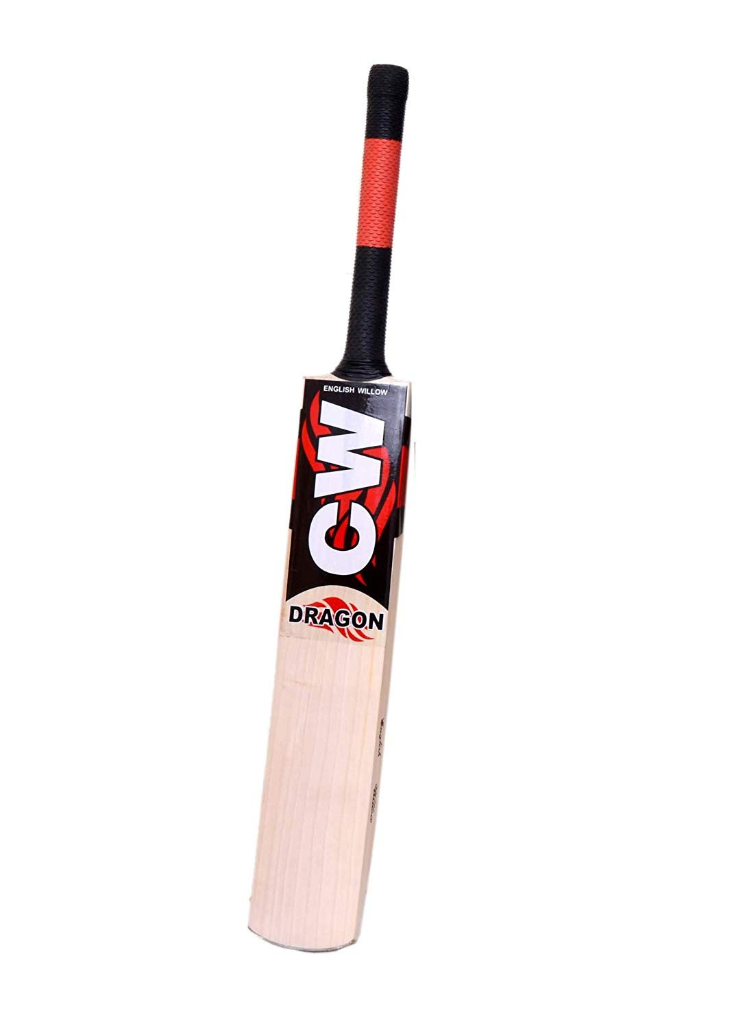 95c15892e22 C W Dragon  Grade 1 Original English Willow Cricket Bat Short Handle + Free  Full Length Bat