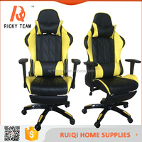 office furniture china/gaming chair caster/comfortable pc gaming chair RQ-8019B